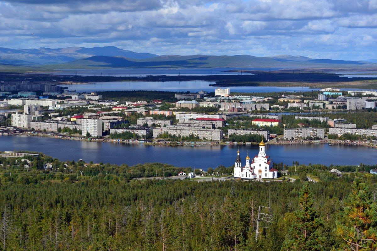 Город Красивых гор - Ольга