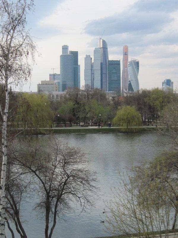 Москва-Сити - Маера Урусова