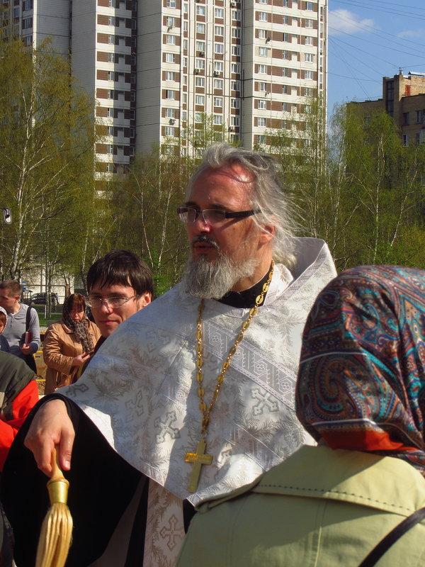 Освящение куличей - Андрей Лукьянов
