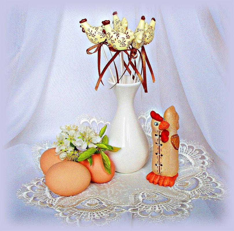 Со Светлым Христовым Воскресением, друзья!!! - Валерия Комова
