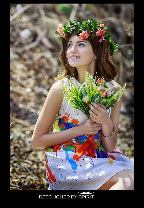 Юнная красавица Олеся - aspirinka86 Спирина
