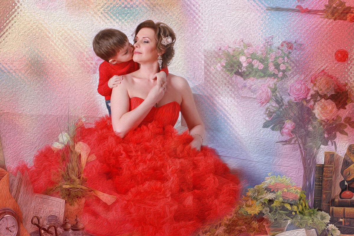 мой сынок - Екатерина Беникаускене