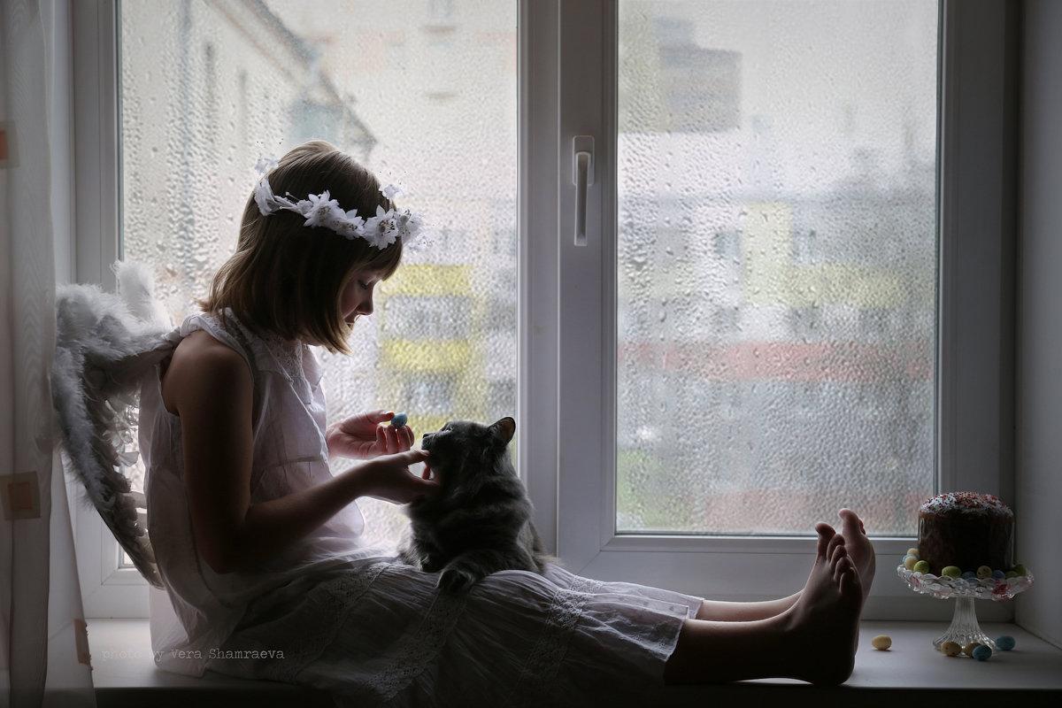 Пасхальный дождик - Вера Шамраева