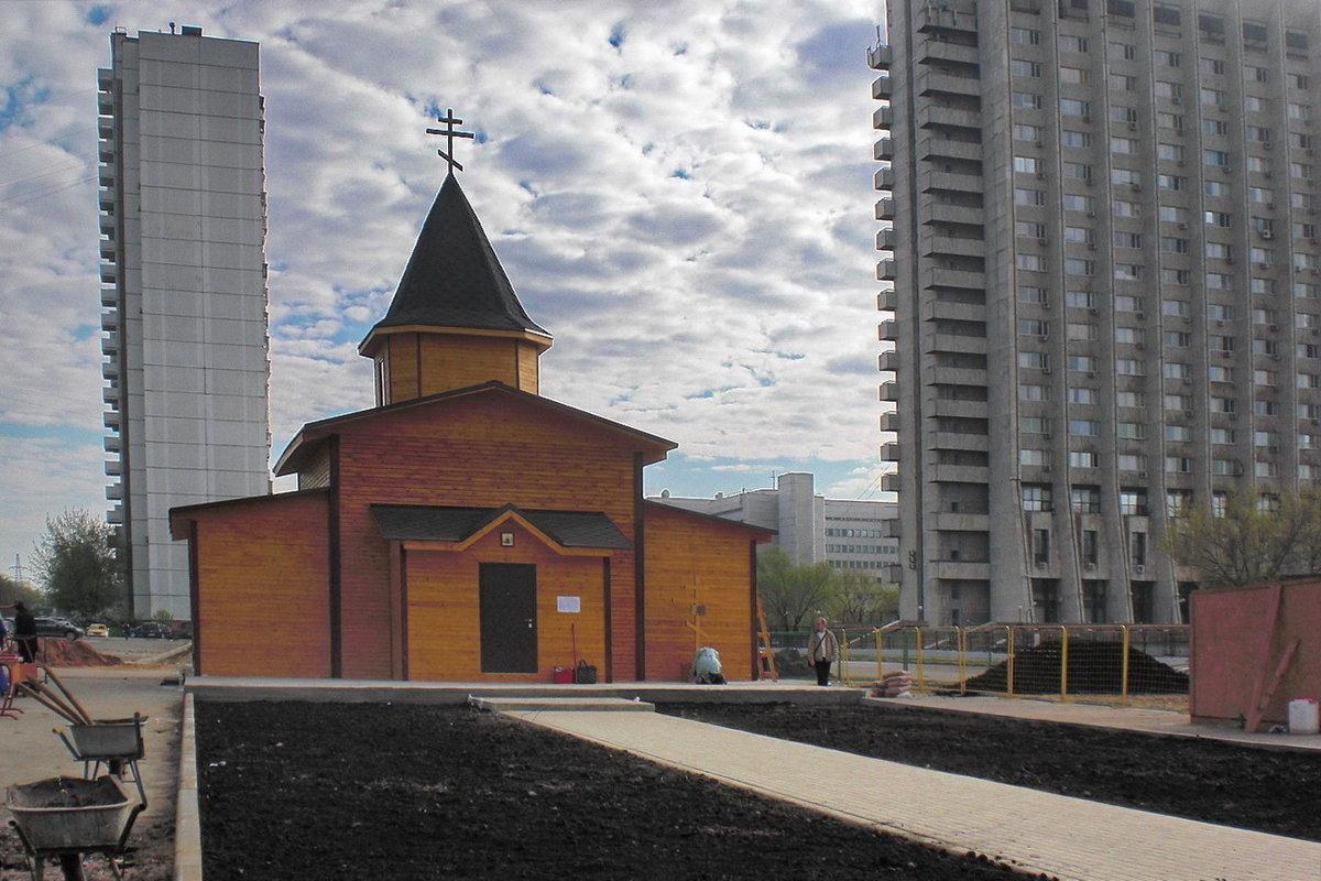 Новый храм Покрова Пресвятой Богородицы - Анастасия Смирнова