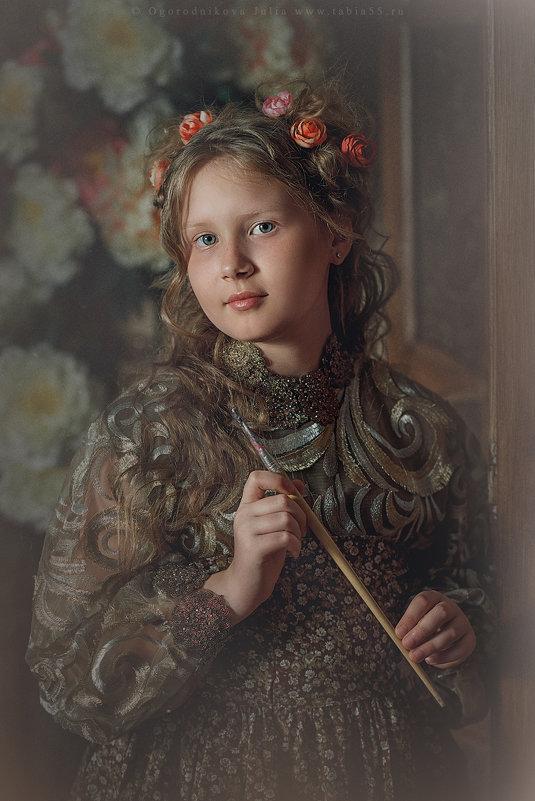 Маленькая Художница - Юлия Огородникова