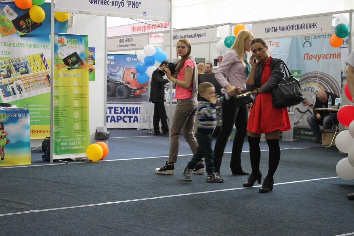 Посетители и участники выставки - людмила Миронова