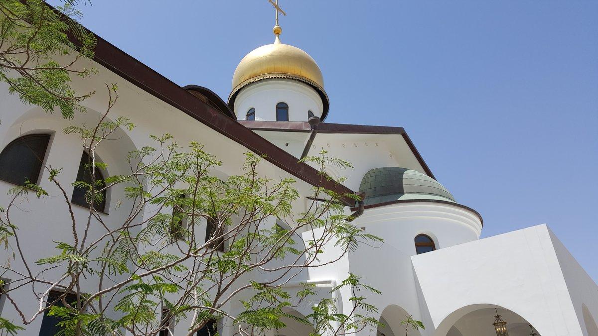 Русская церковь на реке Иордан - Ирина