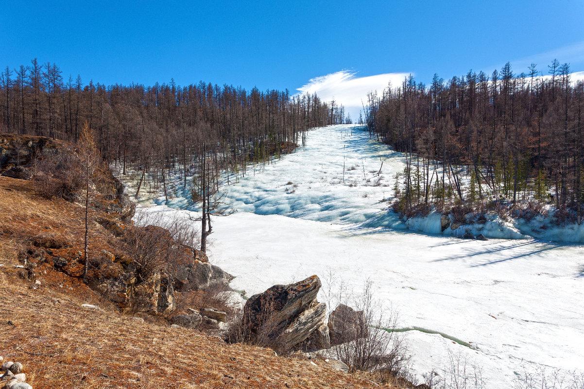 Ледяной поток - Анатолий Иргл