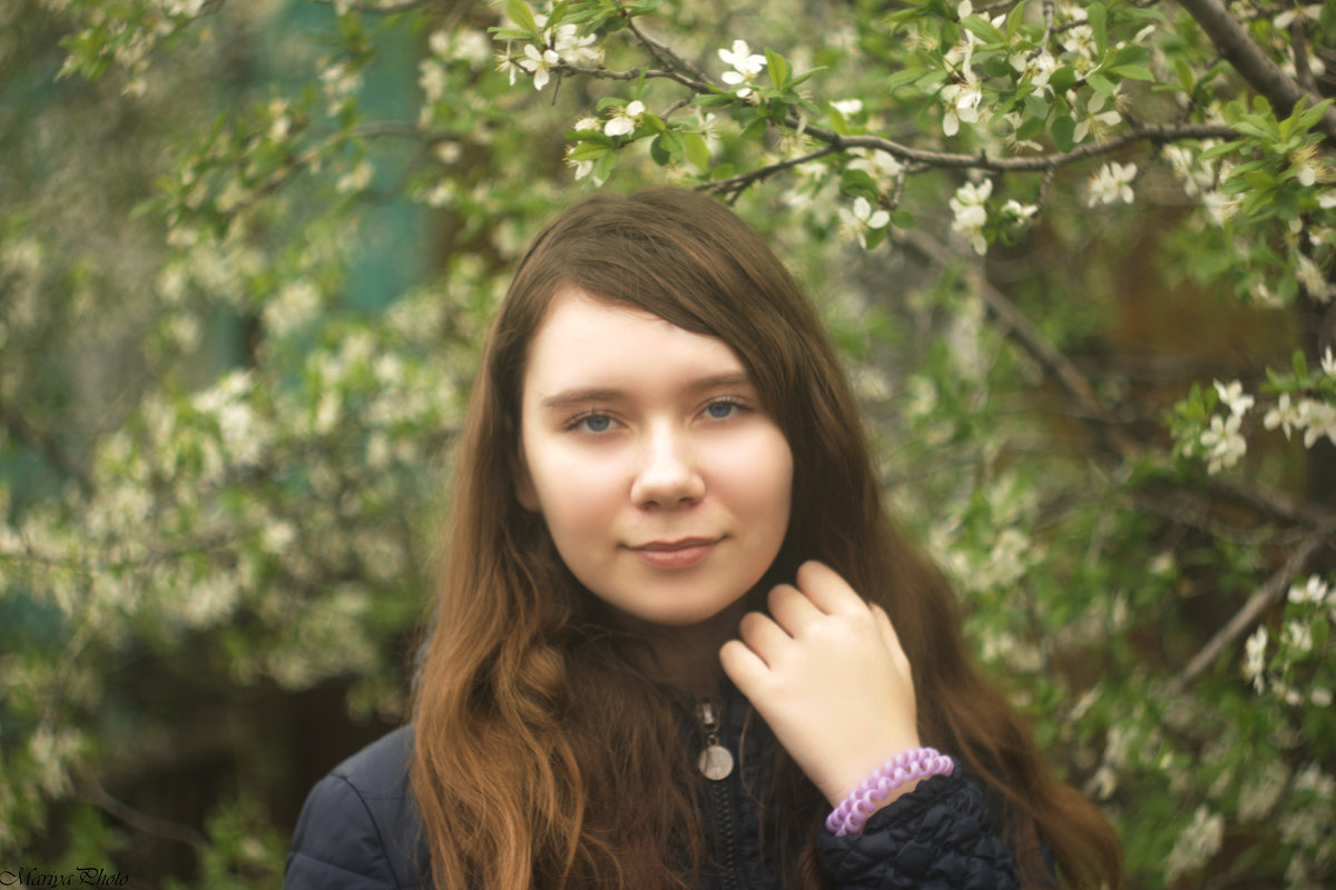 весна - Мария Бурхетева