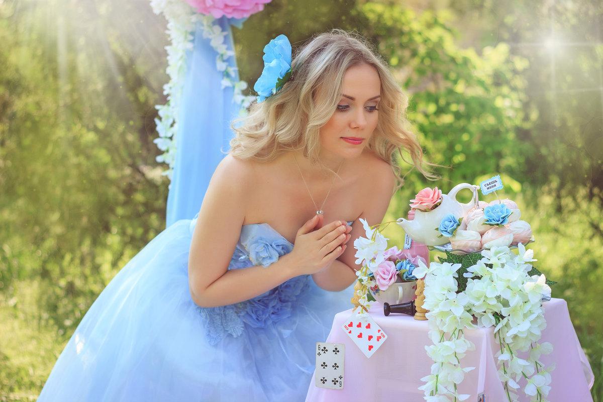 Алиса в стране чудес - Наталья Фирсова