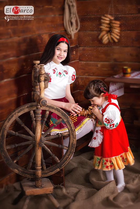 Однажды в русской сказке - Криcтина Байрамкулова