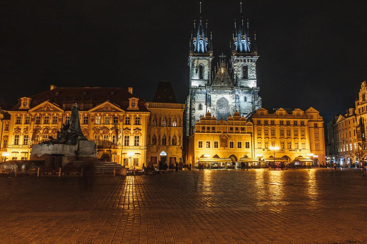 Ночная Прага - Алексей Морозов