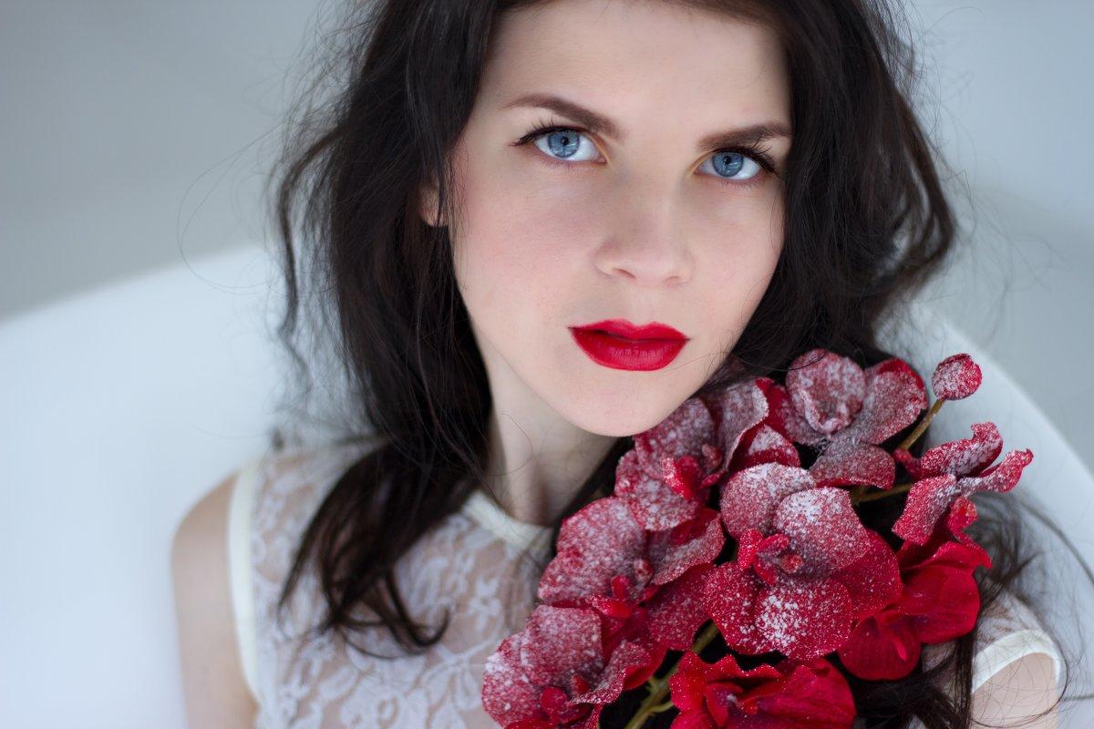 Девочка Зима - Екатерина Корф
