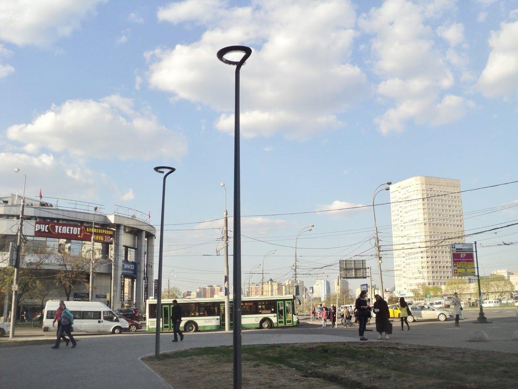 Москва метро Юго-Западное - Ольга Кривых