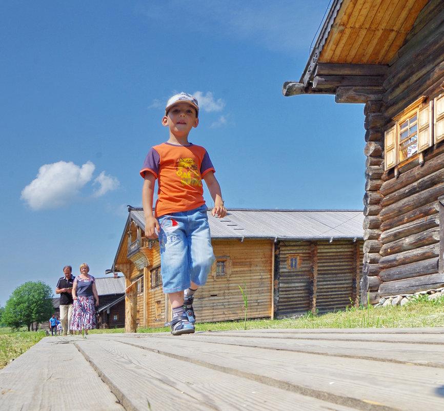 Юный турист - Валерий Талашов