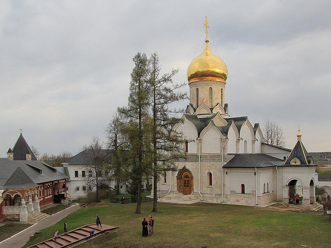 Саввино-Сторожевский монастырь. - Александр Назаров