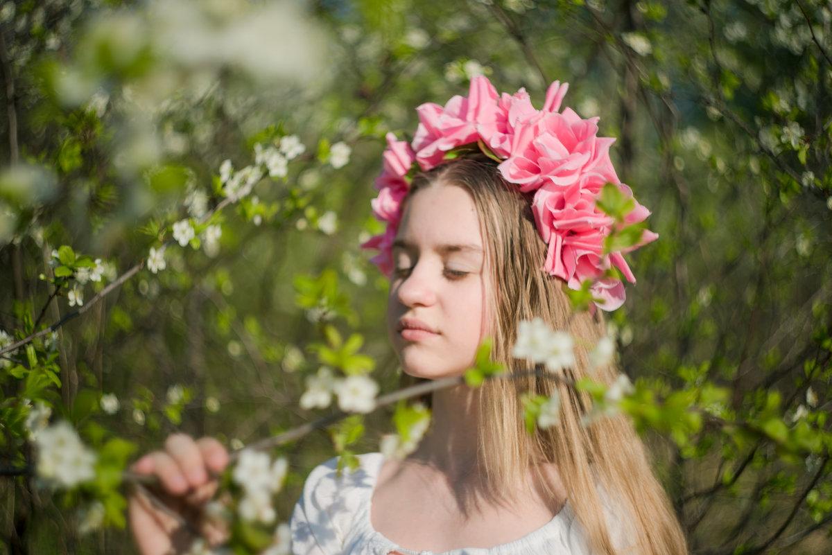 Девушка Весна - Анастасия Махова