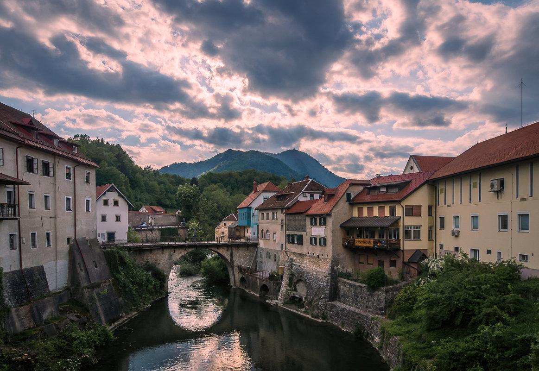 Шкофья-Лока, Словения - Тиша