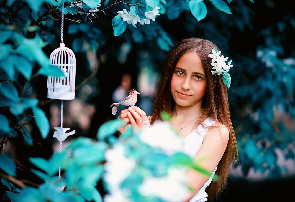 Настя - Юлия Анохина