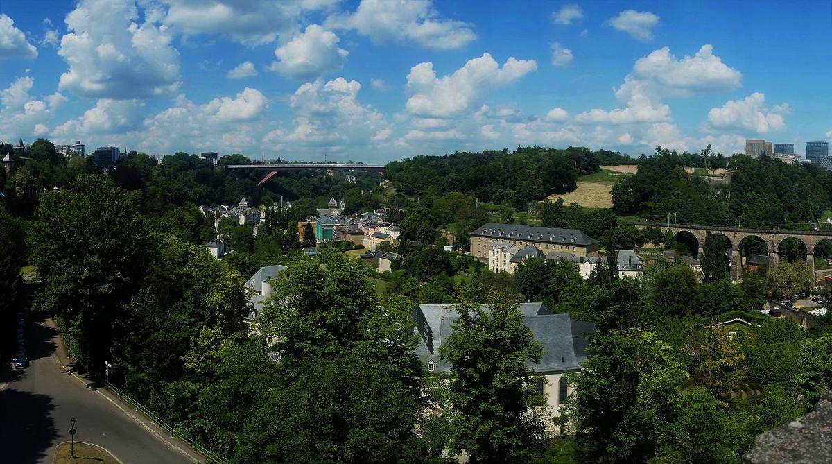 Люксембург-панорама - igor G.