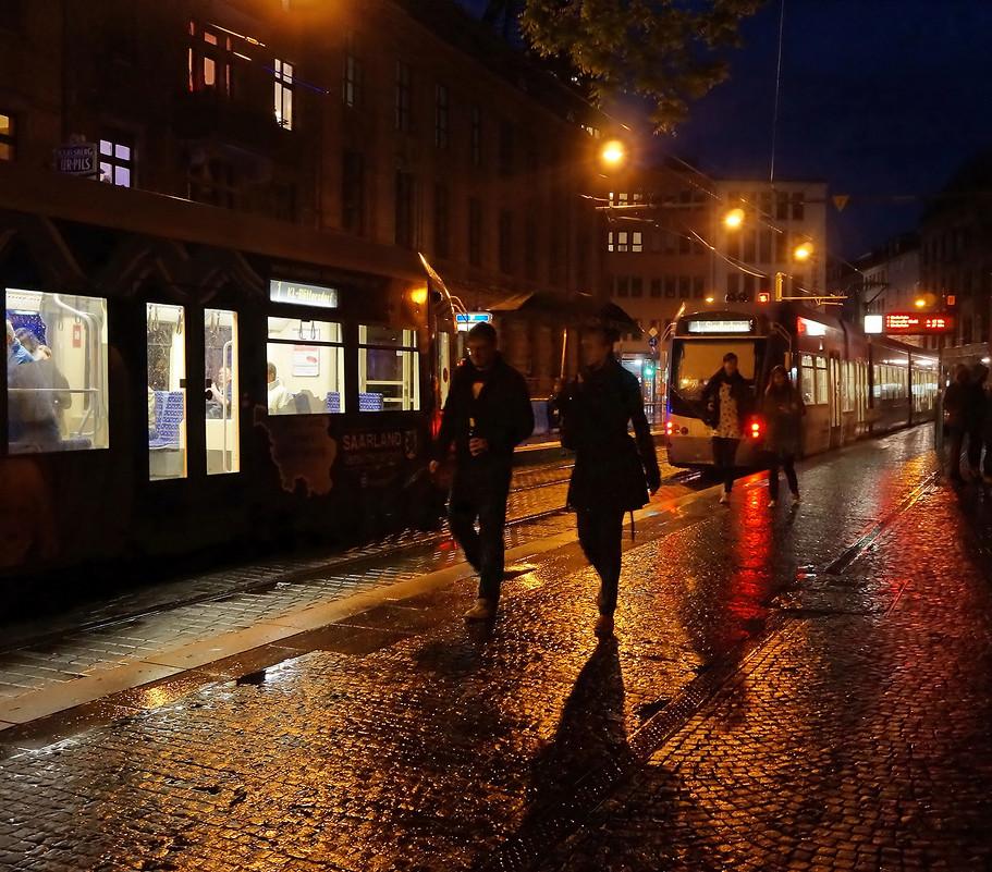 жизнь вечернего города - igor G.
