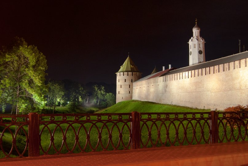 Великий Новгород - Анастасия Биковская