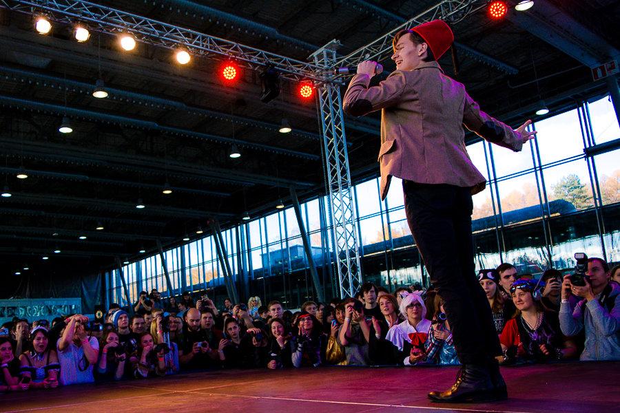 Открытие фестиваля - Куницына Вероника