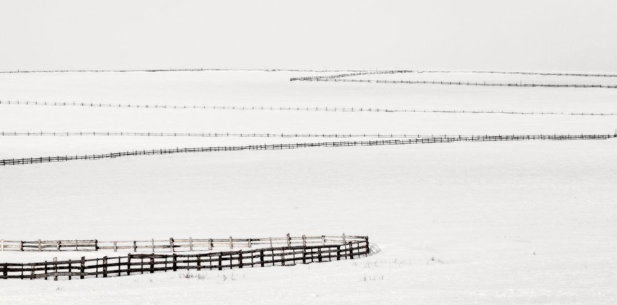 Геометрия зимы. - Slava Sh