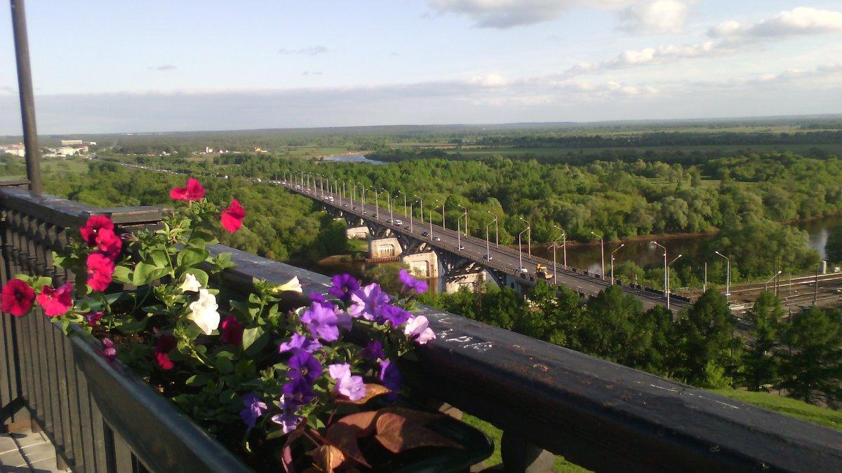 Мост через Клязьму - Галина
