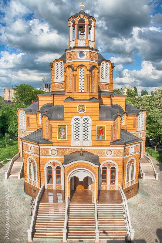 Благовещенский греческий храм - Allekos Rostov-on-Don