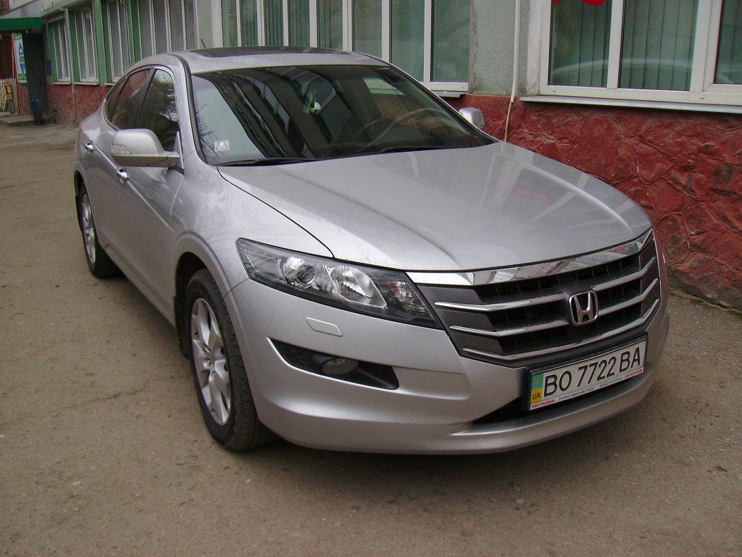Honda - Андрей  Васильевич Коляскин