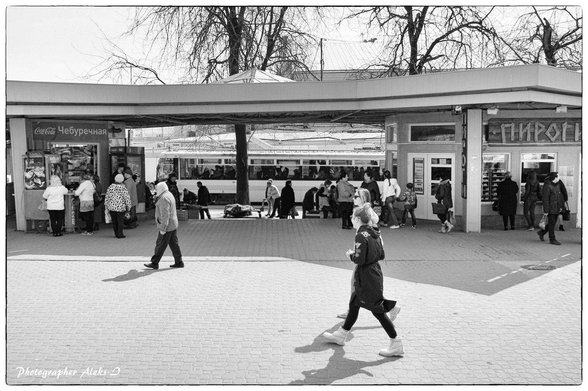 Городская суета... - Allekos Rostov-on-Don