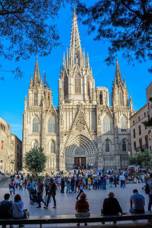 Catedral de Barcelona - Константин Шабалин