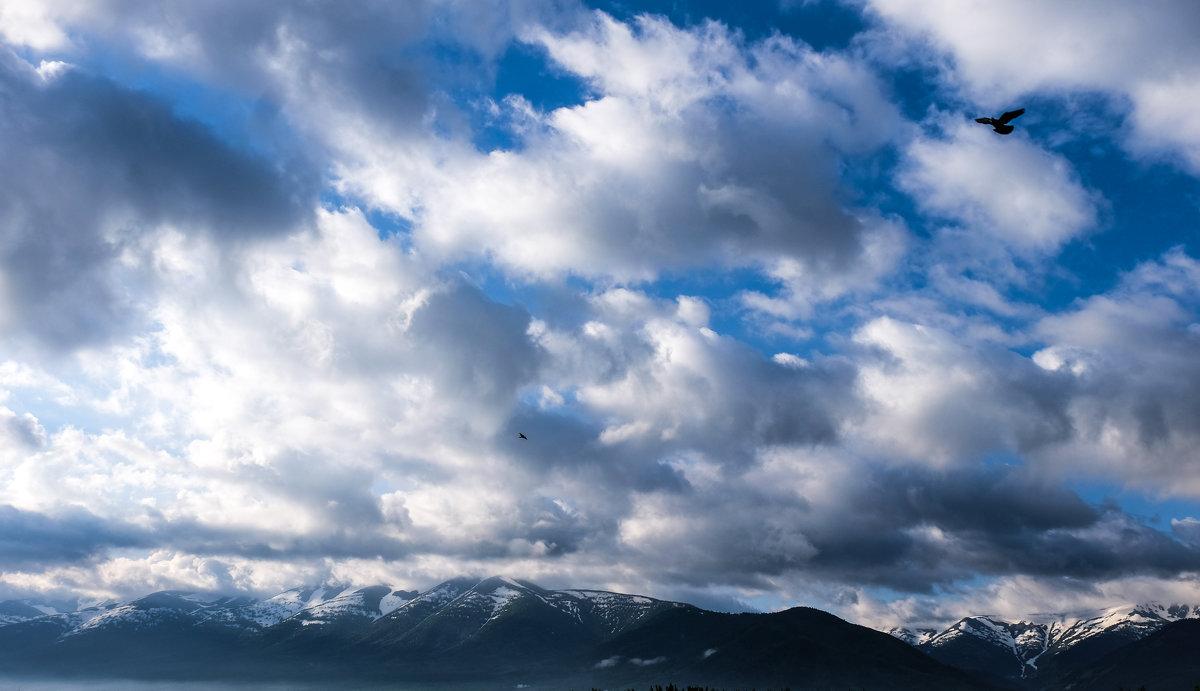 Облака - Антон Тихомиров