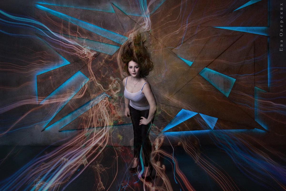 Энергия молодости - Ева Олерских