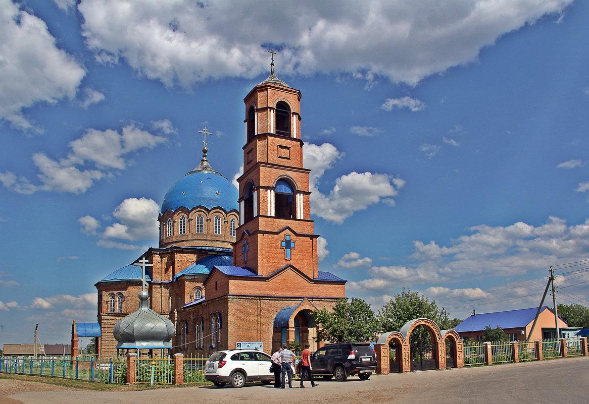 Храм Святой Троицы - Александр Алексеев
