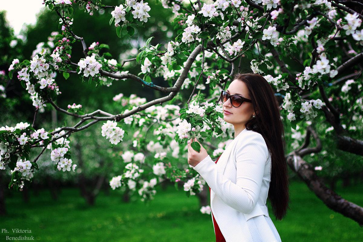 весна - Виктория Бенедищук