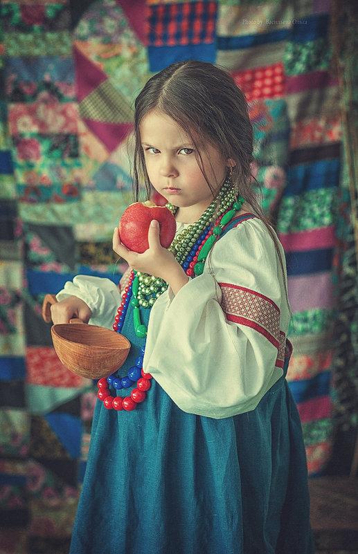 Марфутка из сказки Морозко - Ольга Васильева