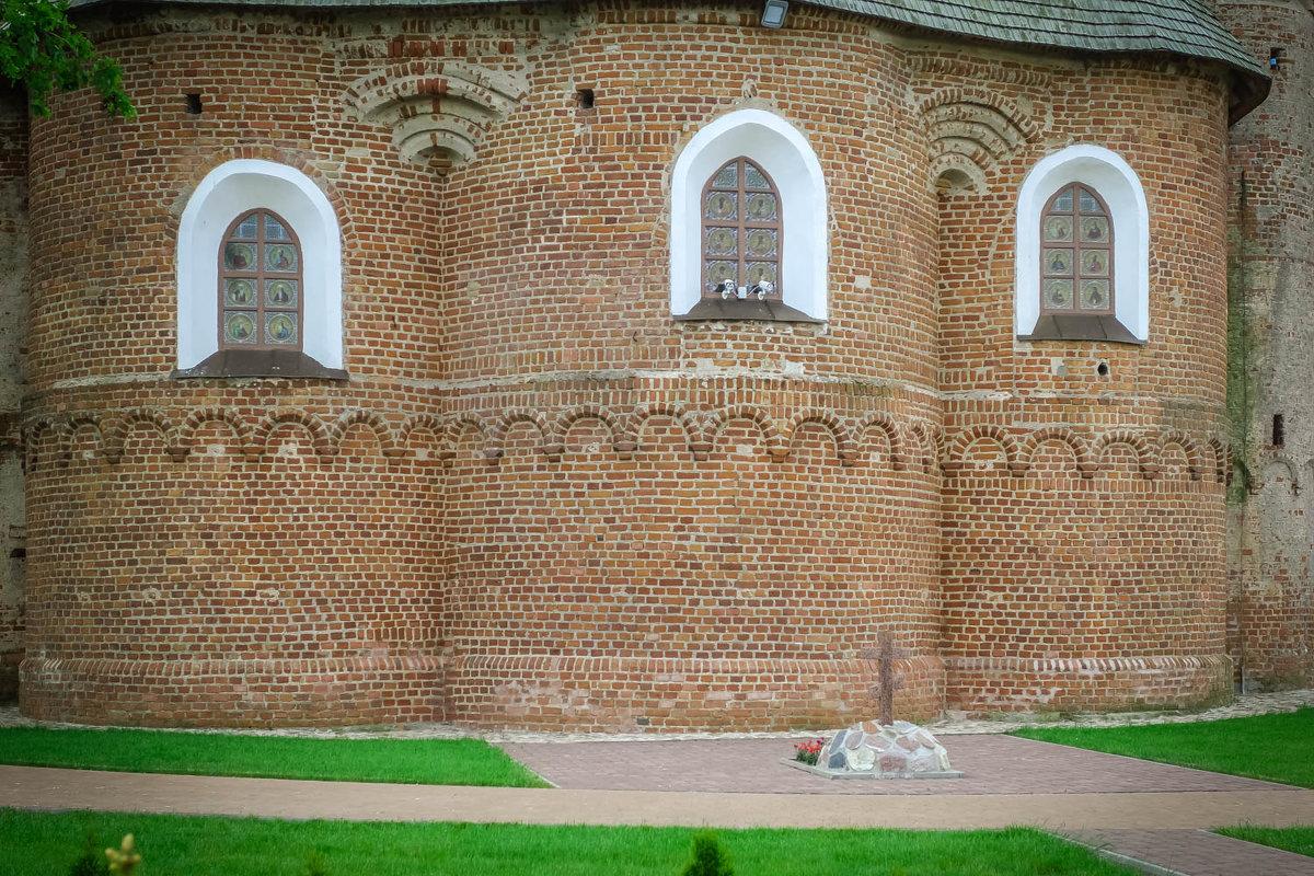 Сынковичи. Церковь-крепость Св. Михаила Архангела, XVI в. - Nonna