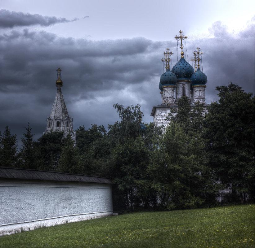 Коломенское - Сергей Семак