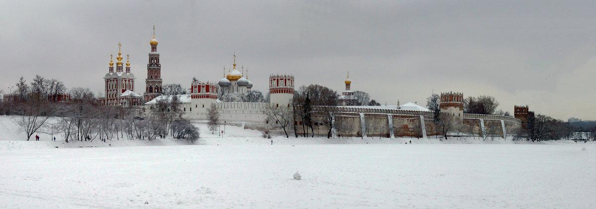 новодевичий монастырь - Сергей Семак