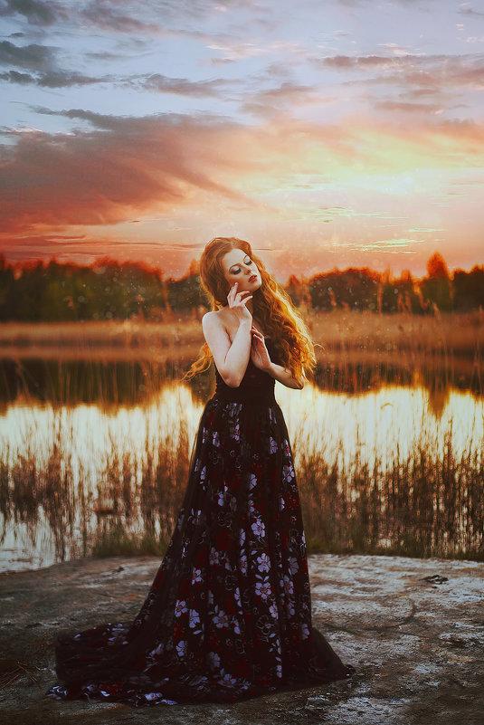На закате - Юлия Любченко
