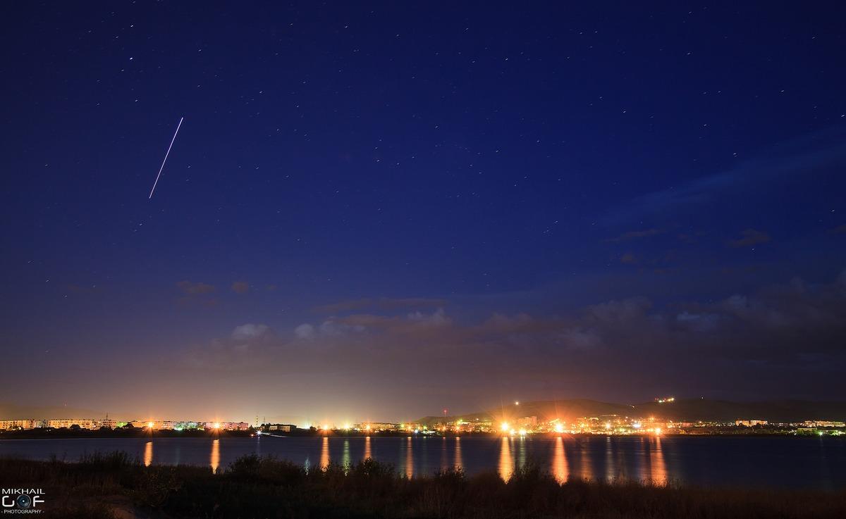 На Небе Звезда Фото