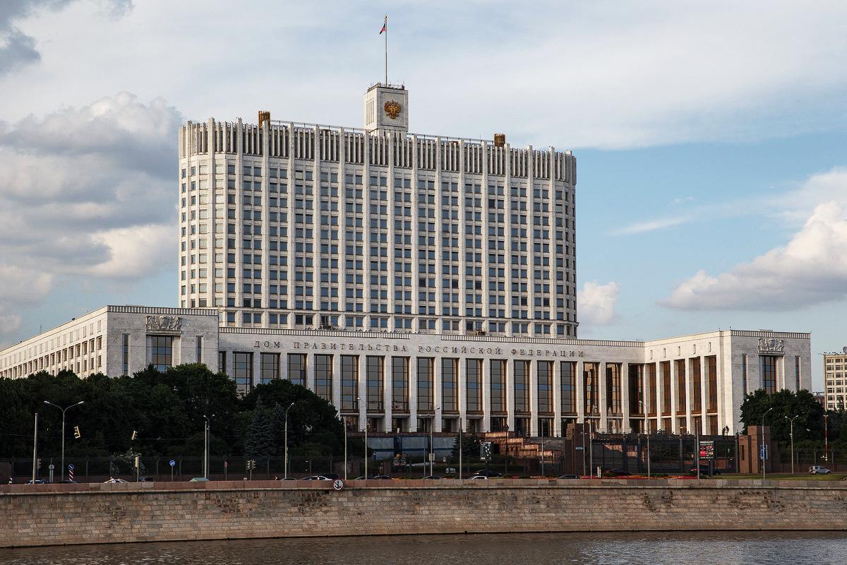 Дом правительства российской федерации фото