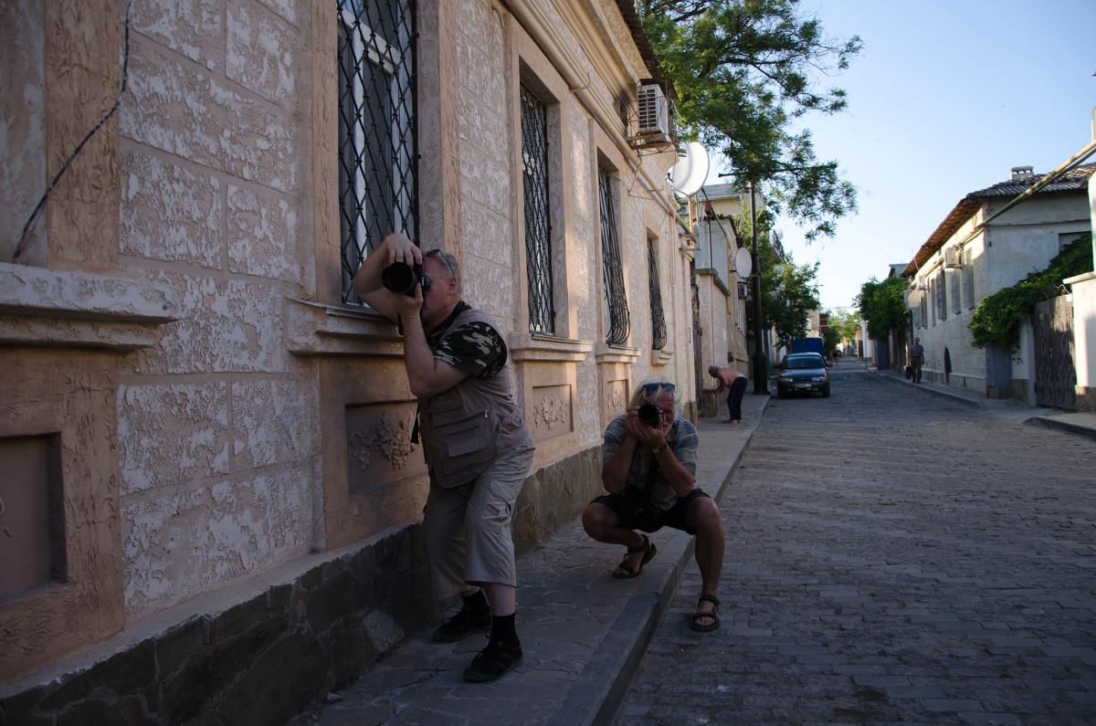 фото-охотники - Станислав Ковалев