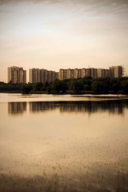 Борисовские пруды 2 - Александр Викторов