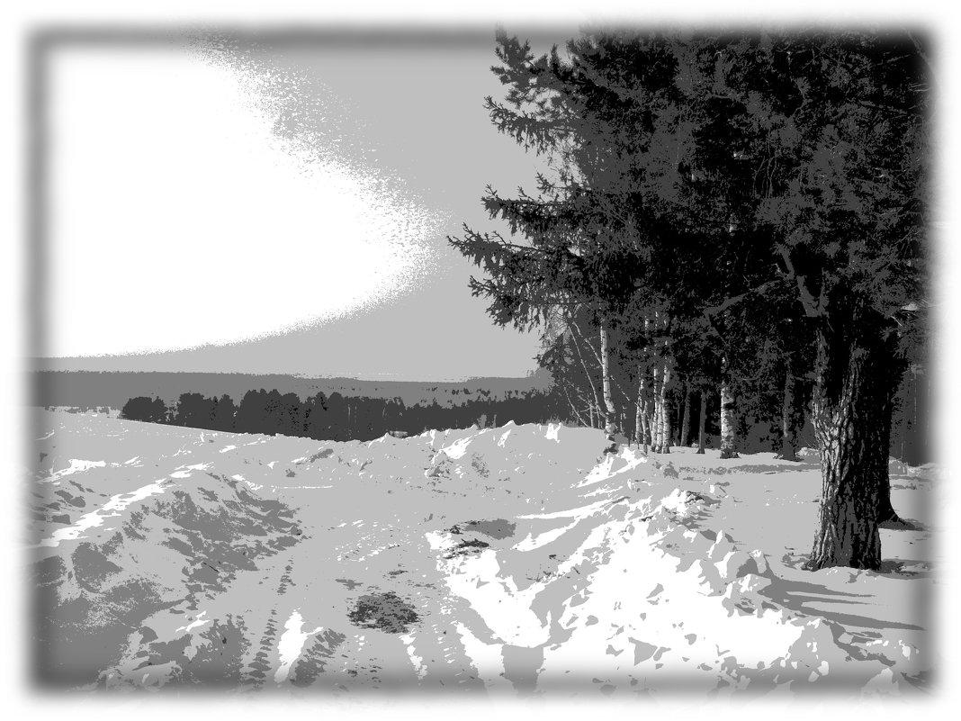 Зима... - Александр Широнин