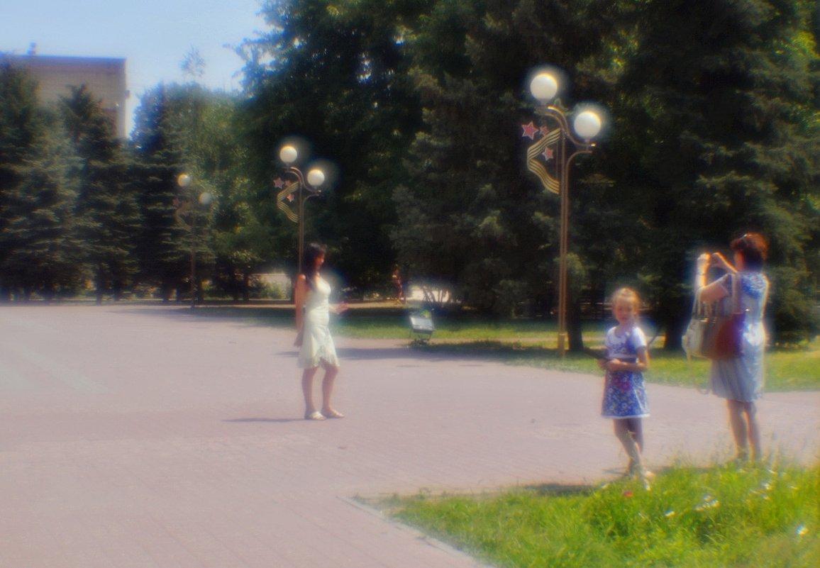 Фотоссесия... - владимир