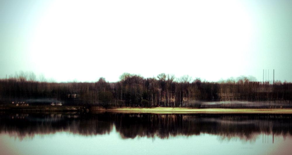 Пеленой вечернею накрыло этот берег... - Кристина Кеннетт