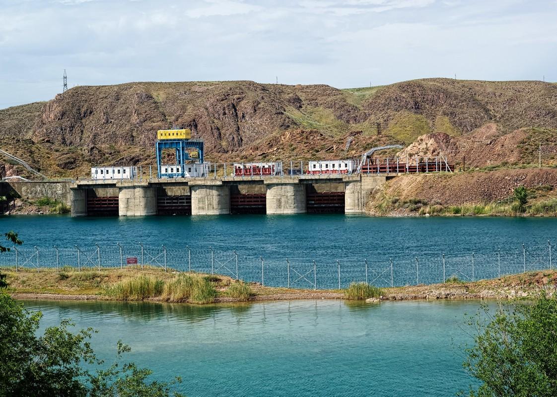 ГЭС на реке Или - Алексей Кудрявцев